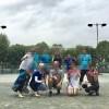 テニスで名古屋に行ってきた